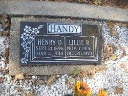 Henry D. Handy