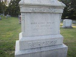 Nora <i>Quirk</i> Burgess