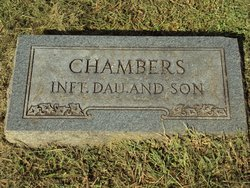 (Infant Son) Chambers