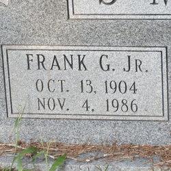 Frank G Smith, Jr
