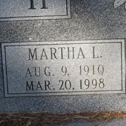 Martha L <i>Novark</i> Smith
