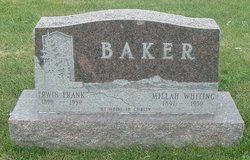 Millah <i>Whiting</i> Baker