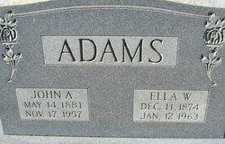 John A. Adams