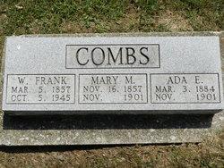 Mary Margaret <i>Hall</i> Combs
