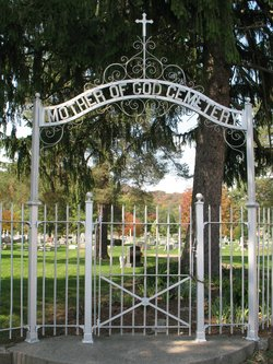 Mother Of God Cemetery
