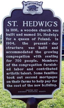 Saint Hedwig New Cemetery