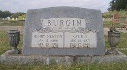 Henry Newton Burgin