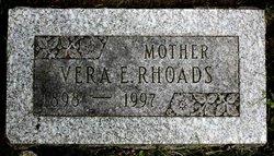 Vera Rhoads <i>Gardner</i> Benner
