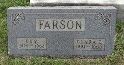 Clara <i>Bennett</i> Farson