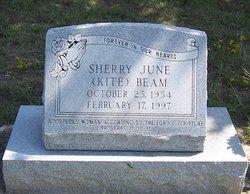 Sherry June <i>Kite</i> Beam