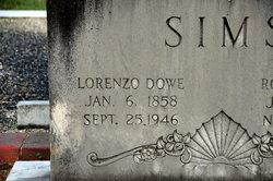 Lorenzo Dowe Sims