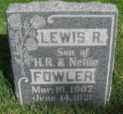 Lewis Raymond Fowler