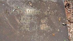 Lucy Ida <i>Smith</i> Moore