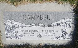 Thelma <i>Winward</i> Campbell