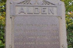 Frank D. Alden
