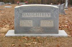Alice <i>Westbrooks</i> Daughtrey