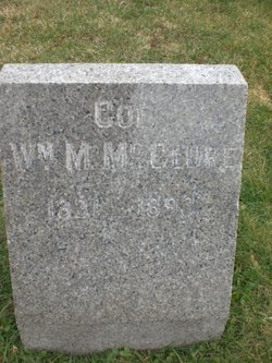 William Moore McClure