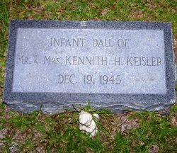 Infant Daughter Keisler