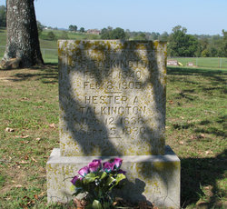 Hester Adeline <i>Harkey</i> Talkington