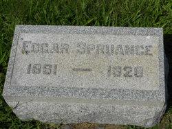 Edgar Spruance