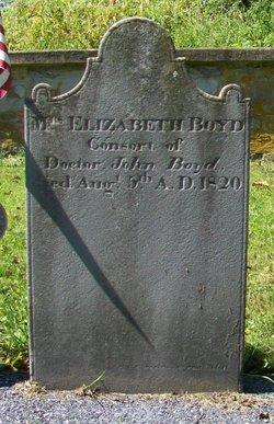 Elzabeth <i>Doak</i> Boyd