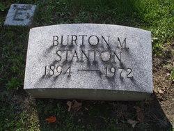 Burton M Stanton