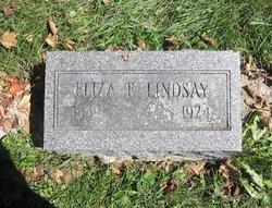 Eliza Lindsay