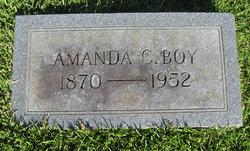 Amanda Catherine <i>Fleenor</i> Boy