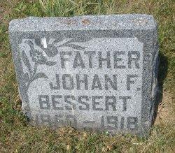 Johan Fredrich Bessert
