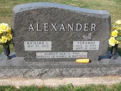 Veramae <i>Yontz</i> Alexander