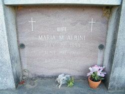 Maria M. Albini