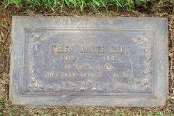 Helen Janice Ball
