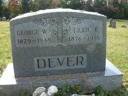 Lillian <i>Clark</i> Dever