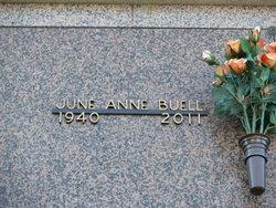 June Ann Buell