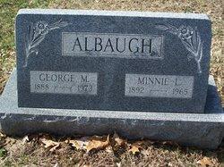Minnie Louetta <i>Fisk</i> Albaugh