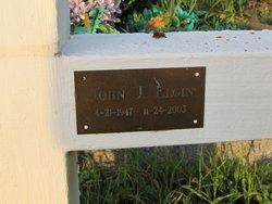John Joseph Big John Elgin