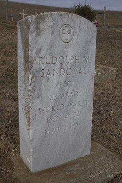 Rudolph M. Sandoval