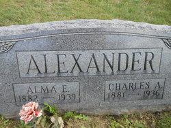 Alma Elizabeth <i>Sapp</i> Alexander