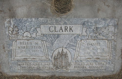 Helen Mar <i>Warburton</i> Clark