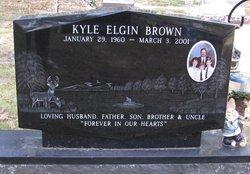 Kyle Elgin Brown