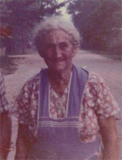 Mamie Mae <i>Allen</i> Adams
