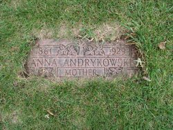 Anna <i>Tutlewski</i> Andrychowski