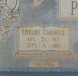 Shelby Carroll