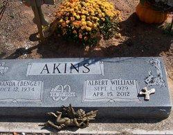 Albert William Akins