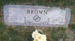 Alice Johnetta <i>Mutum</i> Brown