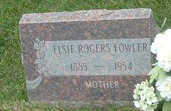 Elsie <i>Rogers</i> Fowler