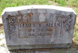 Elmer E Allen
