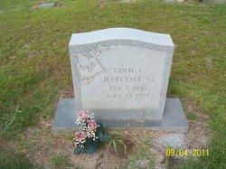 Colie L Jeffcoat, Sr