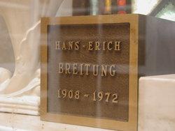 Hans Erich Breitung
