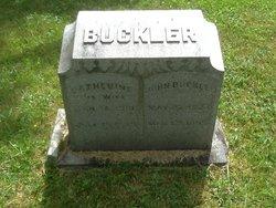 Jannis John Buckler, Sr